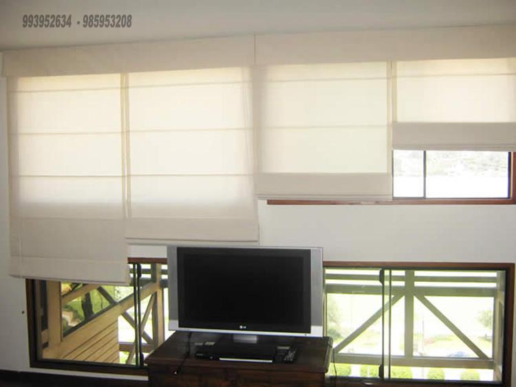 Confeccion de estores tipos de cortinas tipos de visillos tipo - Confeccion de estores ...
