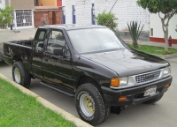 Camioneta Isuzu Pick Up 1992