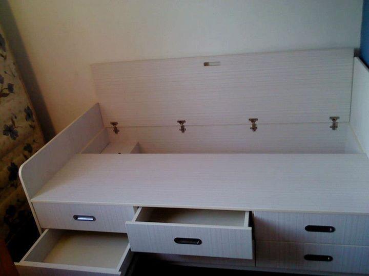 Muebles en melamina a medida para cocina y dormitorio for Manual muebles de melamina