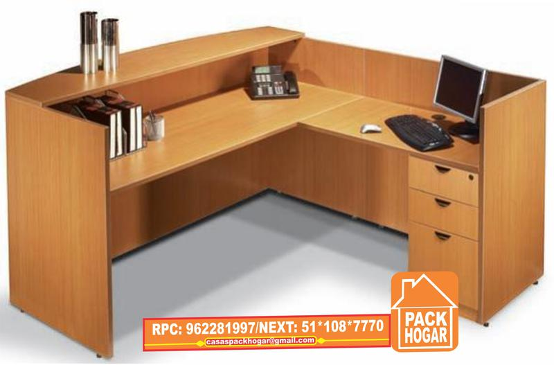 Muebler as muebles de oficina decoraci n negocios lima for Cotizacion muebles de oficina