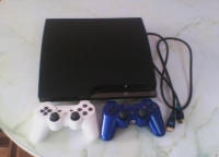 Play Station 3 Slim CECH-2000